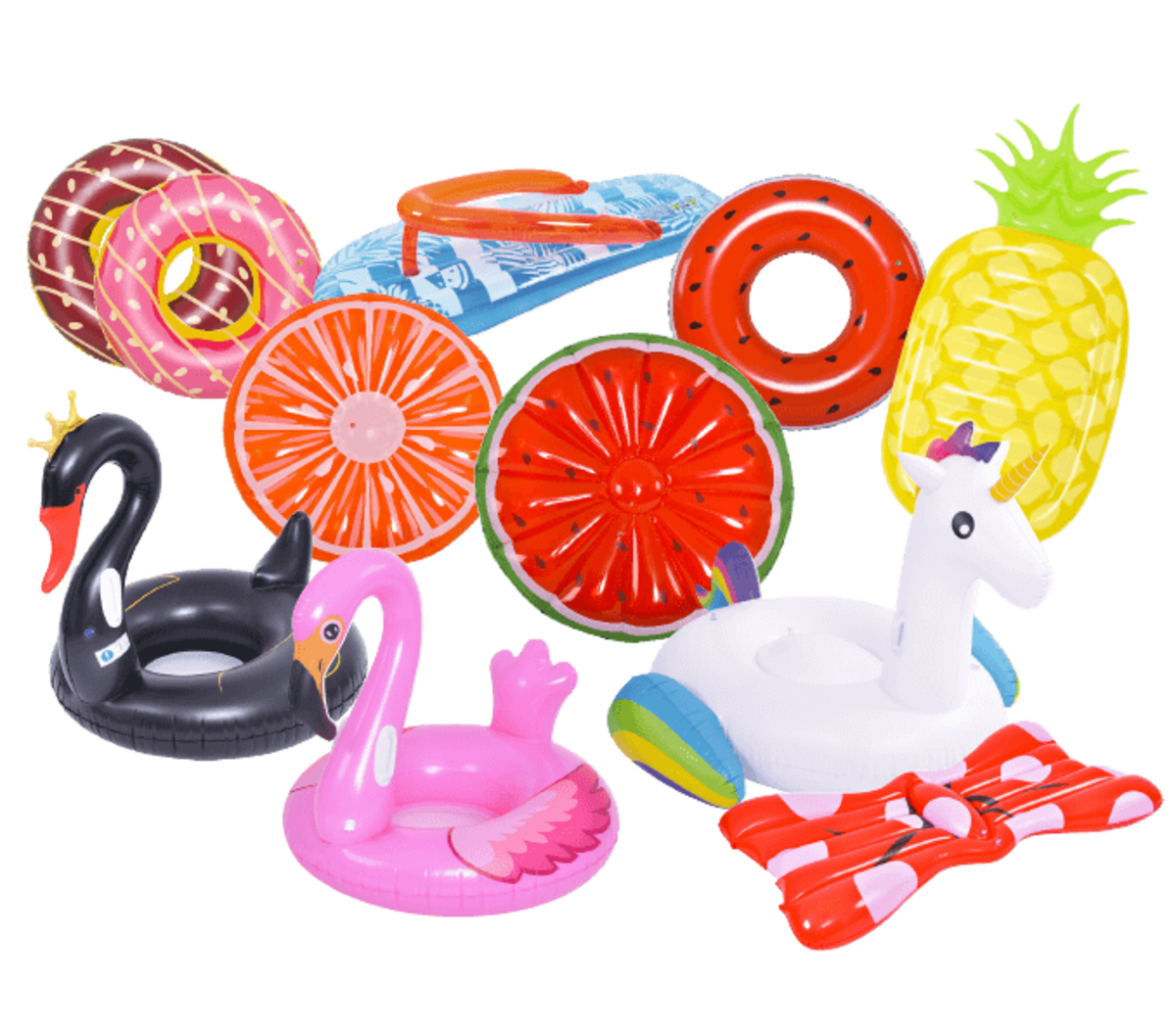 jouets gonflables