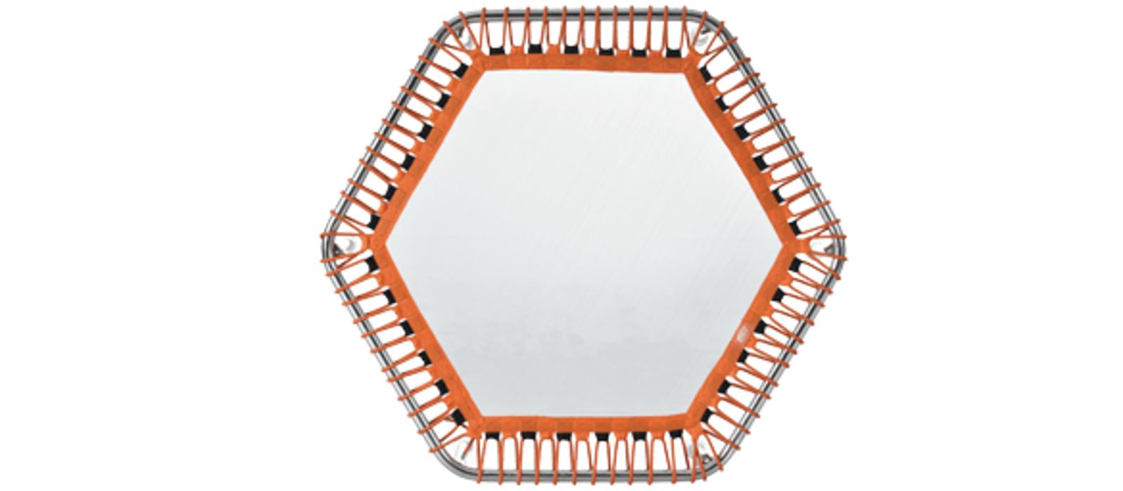 Un trampoline sous l''eau ? wxtramp-hexagonale