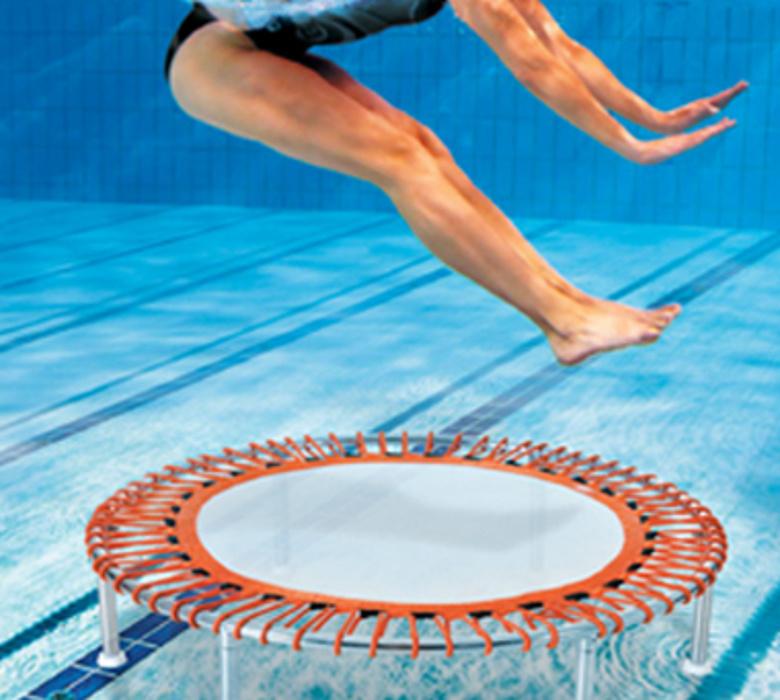 Un trampoline sous l''eau ? 0