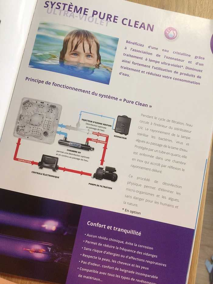 Aquasynergie - spa détente et respect de la nature - Vente et Installation de spa de marque française en Côtes d''Armor (22) 0